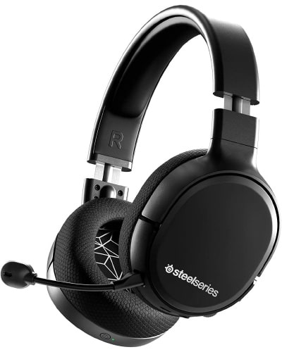 Meilleur casque gamer sans fil -SteelSeries Arctis 1 Wireless