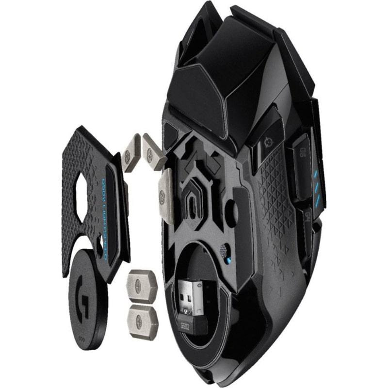 Souris rechargeable - Logitech G502 batterie
