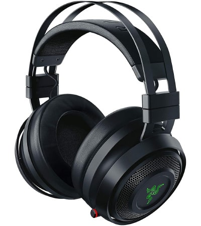 Razer Nari - Headset haut de gamme pour gamers