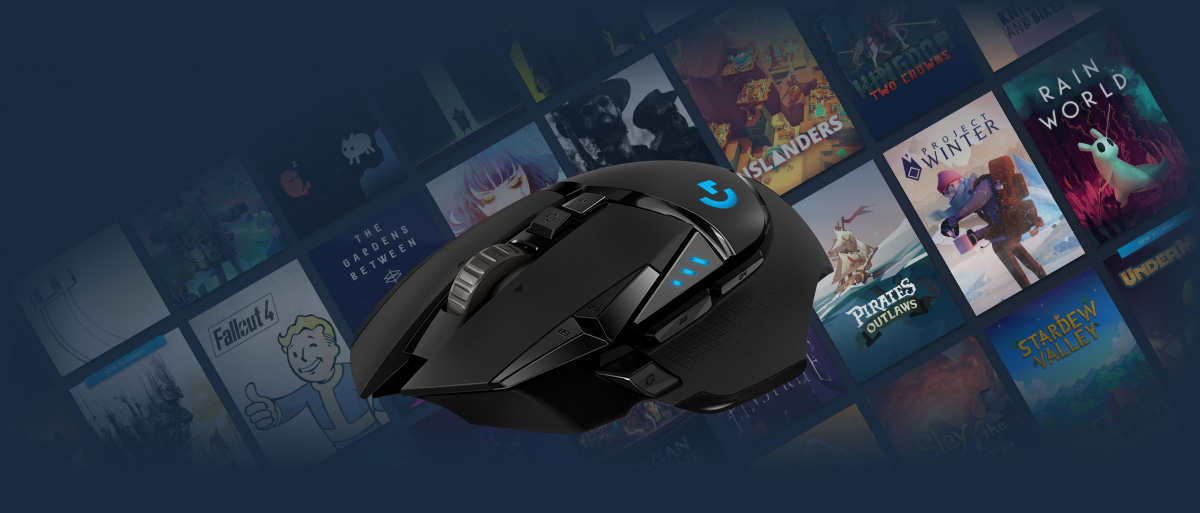 souris gamer sans fil